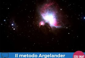 Il metodo Argelander