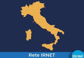 Nasce IRNET, la rete dei telescopi dell'INAF per la didattica