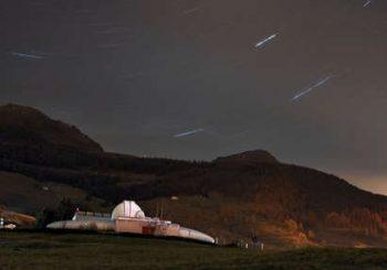 Campo di Astronomia dell'ESO 2017