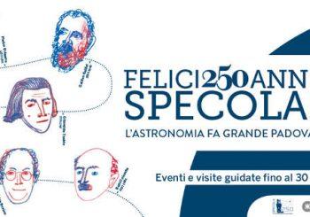 Un compleanno speciale, una festa e tanti eventi per i 250 anni della Specola di Padova
