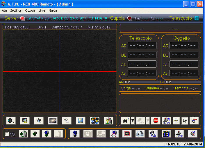IRNET_OACatania_software