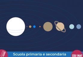 Costruzione del Sistema Solare in scala