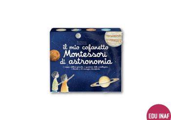 Il mio cofanetto Montessori di Astronomia