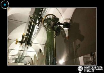 """Il telescopio Merz-Repsold al Museo """"Leonardo"""" di Milano"""