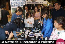 La Notte dei Ricercatori 2017: il progetto Sharper a Palermo