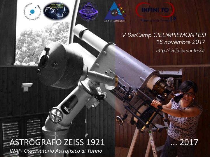 V Barcamp Cieli Piemontesi