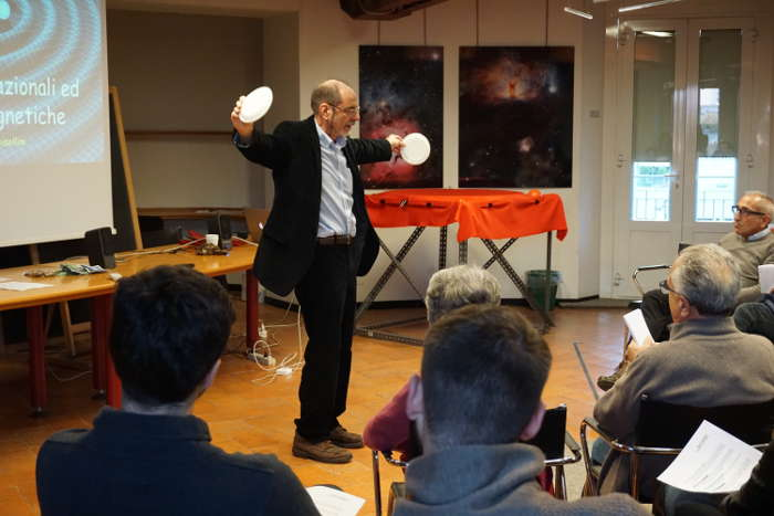Light in Astronomy: Brera