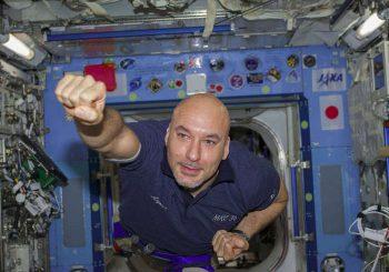 Il rock tra i pianeti con Luca Parmitano