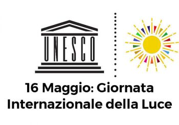 L'UNESCO proclama il 16 maggio come Giornata Internazionale della Luce