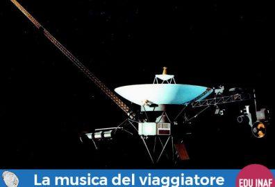 Tutte le note del Voyager