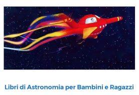 Libri di astronomia per bambini e ragazzi 2017