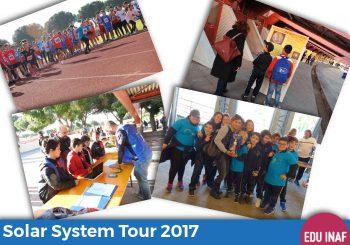 Solar System Tour: una giornata di sport e astronomia