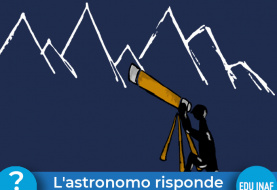 Puntamento di un telescopio amatoriale
