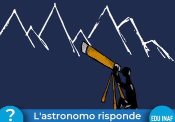 Cosa si può vedere al telescopio