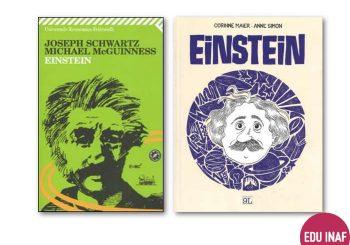 Introdurre Einstein con i fumetti
