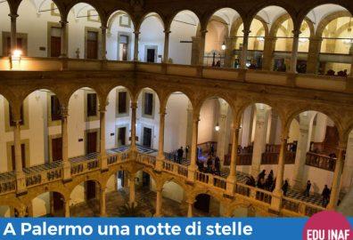 A Palermo tutti pazzi per le stelle