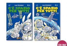 Rat-Man e Paolo Nespoli: amici per lo spazio