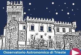 Edu INAF presenta: l'Osservatorio Astronomico di Trieste