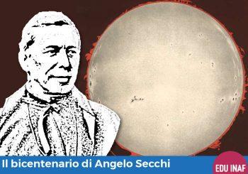 Celebrando Angelo Secchi