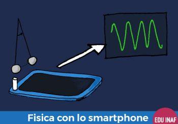 Misurare la gravità con lo smartphone