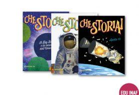 Dal Big Bang alla Luna: tre volumi sulla storia dell'astronomia
