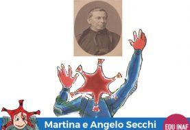 Astrokids a Palermo: Angelo Secchi e la chimica del cielo