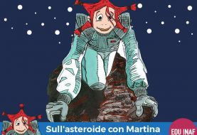 Astrokids a Palermo: Asteroidi, comete e meteore