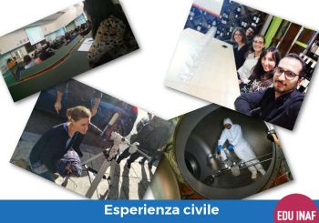 Esperienza civile: Light in Astronomy 2017 a Palermo