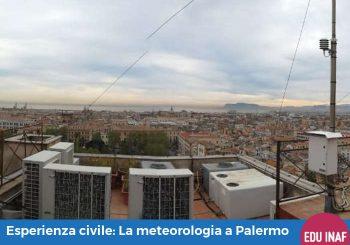 Le stazioni meteorologiche dell'Osservatorio di Palermo