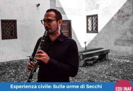 Note sulle orme di Angelo Secchi