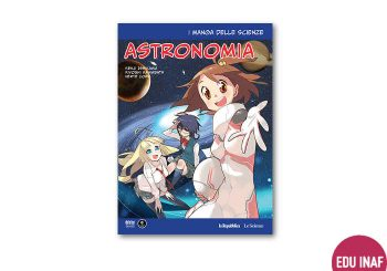 I manga de Le Scienze: Astronomia