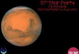Star Party 2018: la grande festa dell'astronomia e dello spazio