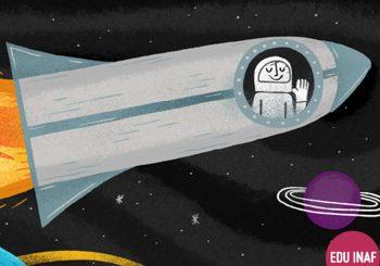 Vinci un telescopio autografato da un astronauta