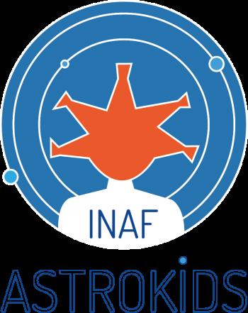 Logo Astrokids INAF tondo