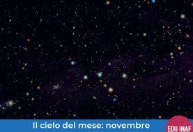 Il cielo del mese: novembre 2018 e il nostro vicino cosmico