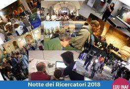 Notte Europea dei ricercatori 2018, parte 3