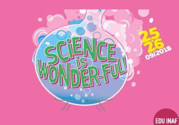 La scienza è meravigliosa!