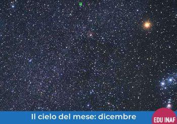 Il cielo del mese: dicembre 2018, l'Ofiuco e la cometa di Natale