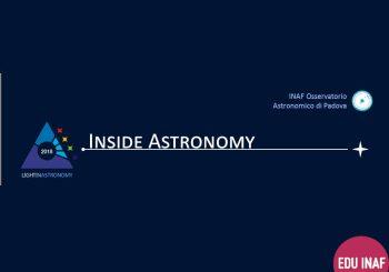Inside Astronomy all'Osservatorio Astronomico di Padova