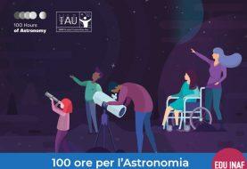 100 ore per l'Astronomia