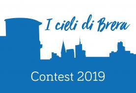 """Contest """"I cieli di Brera 2019"""""""