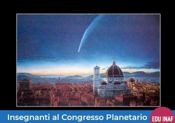 A Firenze, la Planetologia per insegnanti e giornalisti
