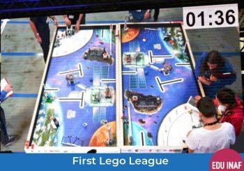 First Lego League Italia: Gara di robotica e non solo