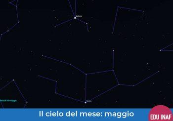 Il cielo del mese: maggio 2019 e Arturo, stella universale