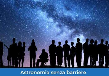 Astronomia senza barriere