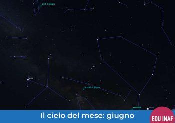 Il cielo del mese: giugno 2019 e il solstizio d'estate