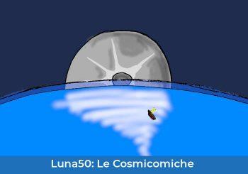 Cosmicomiche: La Luna come un fungo