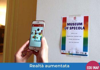 La realtà aumentata per il Museo della Specola dell'Osservatorio Astronomico di Palermo