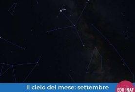 Il cielo del mese: settembre 2019 e l'equinozio d'autunno