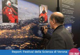 Oltre la Luna: il festival della scienza di Verona